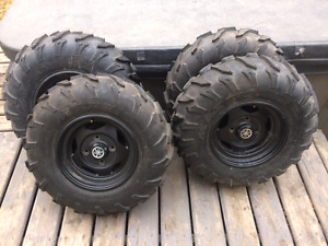 ATV Tires from Grizzly 700