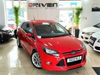 STUNNING (2013) FORD FOCUS 1.6 TDCI ZETEC S 5DR + FREE DELIVERY TO YOUR DOOR