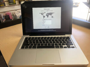 Apple MacBook - 2008 with SSD