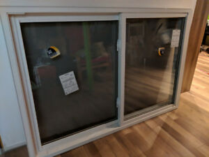 "Brand New  Low E Vinyl Window 39.75"" x 59.25"""
