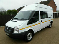 63d08b6d19 Ford Transit 2.2TDCi T350 LWB Welfare Van