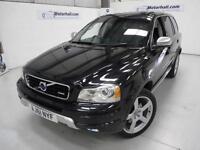 "Volvo XC90 D5 R-DESIGN AWD + FSH + 20"" ALLOYS + NAV"