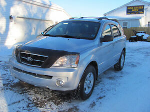2006 Kia Sorento LX 4x4, Auto.....***SALE ...TAX INCLUDED***...