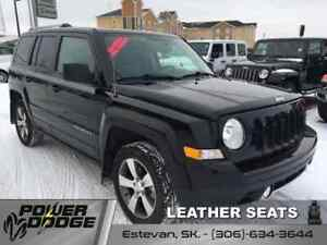 2016 Jeep Patriot Sport  - Leather Seats