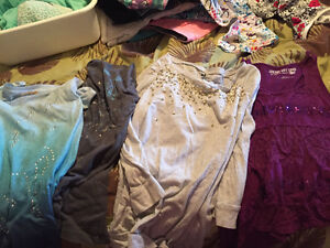 Girls size 16 shorts from Justice and Old Navy