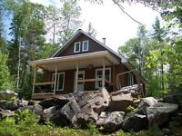 Waterfront COTTAGE / Summer HOME / CHALET For Sale Hughes Lake