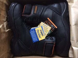 Steel toe boots $100 never used still in box St. John's Newfoundland image 2