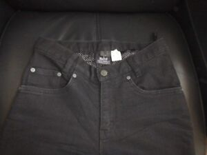 Motorcycle jeans, ladies size 2 to 4, Bull-it, Kevlar lined