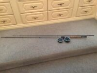 Trout Fly Rod and Reel
