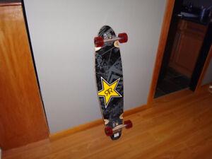 New Rockstar Longboard