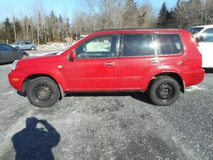 2006 Nissan X-trail SE SUV, Crossover tax included