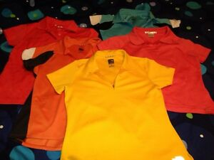 Women's Medium Golf Shirts