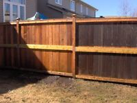 Deck and fence cleaning and repairs