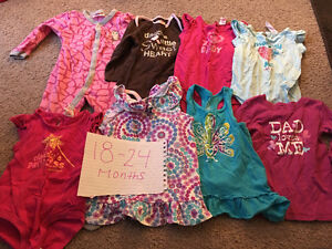 Tons of girl clothes London Ontario image 1