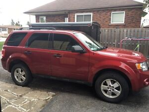 2011 Ford Escape. Safety and ETest