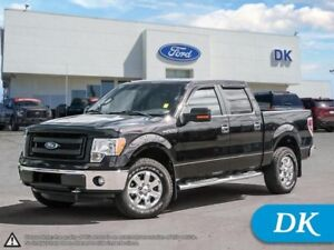 2013 Ford F-150 XLT w/XTR Pkg, 302A, 3.5L, Max Tow, and Much Mor