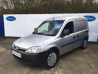 2008 58 Vauxhall Combo 1.3CDTi 16v 2000 Diesel Van
