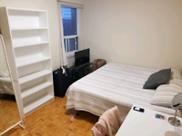 Bedroom available Yonge & Eglinton, Oct 15th, furnished