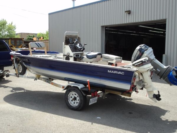 Used 1988 Other marvac 16'