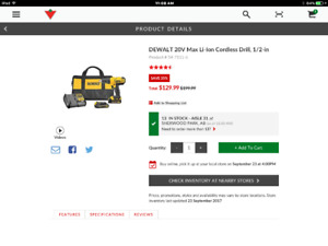2 new dewalt  20 volt batteries