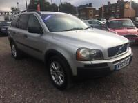2003 VOLVO XC90 2.4 D5 SE Geartronic 4 x 4 Auto 7 SEAT DIESEL FULL LEATHER