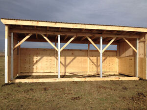 Custom Hand Crafted Shelters Canadian Made By Timely Touchups