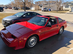 1986 Nissan 300 ZX turbo