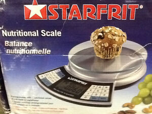 STARFRIT Nutritional Scale $15