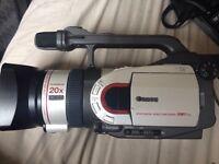 Canon XM1 Camera + Accessories + Flightcase