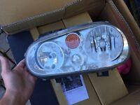Volkswagen MK4 Headlights w/bulbs