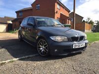 BMW 118D Sport Diesel Manual 6 Spd new MOT BARGAIN