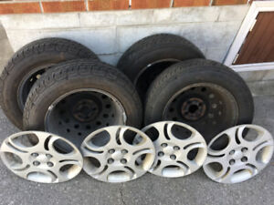 BF Goodrich Tires For Sale! Like New (Only 2 Months Old)