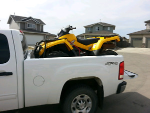 Wanted: 08 can am  outlander parts