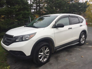 2012 Honda CRV AWD - Heated seats-Bluetooth-Inspected