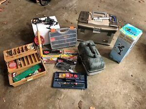 Assorted fishing gear clearout!!