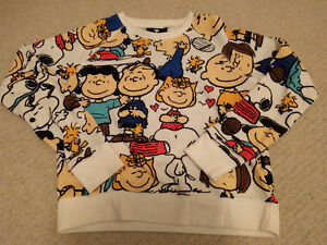 Forever21 x Snoopy Crossover Edition Sweater
