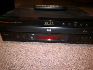 Pioneer elite dvd player 5 disc