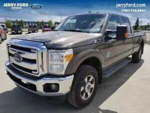 2015 Ford F-350 Super Duty Lariat  - one owner - $325.52 B/W