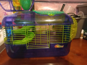 Hamster Cages and Tubes