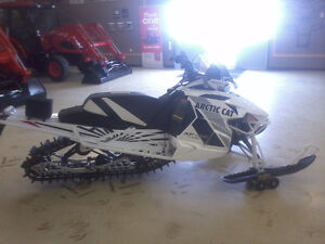 2013 Arctic Cat XF1100 Turbo Sno Pro High Country Limited