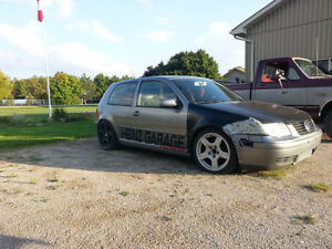 2003 Volkswagen GTI Hatchback NEED GONE London Ontario image 3