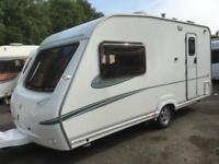 ☆ 2005/06 ABBEY ADVENTURA 315 ☆ 2 BERTH TOURING CARAVAN ☆ IMMACULATE 4 YEAR☆