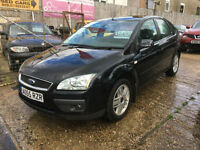 Ford Focus 1.6 115 2005.5MY Ghia
