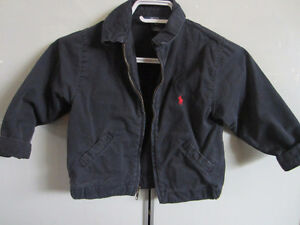 Toddler Size 3 Jackets - Polo and Zara Kids