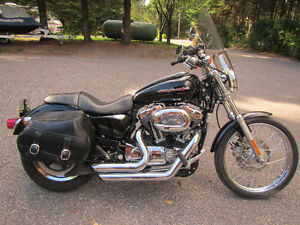 Like New - 2007 HD Custom Sportster