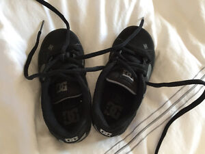 DC shoes, like new size 12 toddler