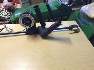 Electric Walker Downrigger with Weights, used.