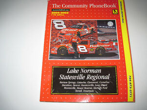 Nascars' Lake Norman/Startesville Community PhoneBook