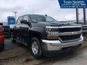 2018 Chevrolet Silverado 1500   TRAILERING PACKAGE/CHROME ASSIST