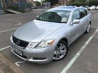 2006 (56) Lexus GS 450h 3.5 CVT Petrol/Hybrid 6 Months Warranty Included